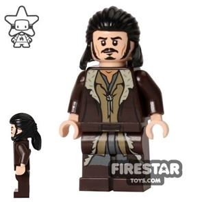 LEGO The Hobbit Mini Figure - Bard the Bowman