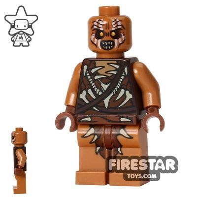LEGO The Hobbit Mini Figure - Gundabad Orc - Bald