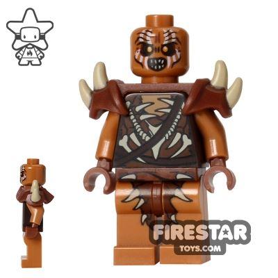 LEGO The Hobbit Mini Figure - Gundabad Orc - Spiked Armour