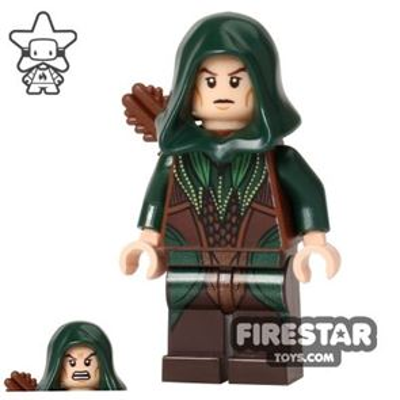 LEGO Lord of the Rings Mini Figure - Mirkwood Elf Archer