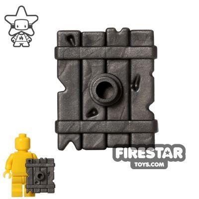 BrickWarriors - Goblin Shield - Steel
