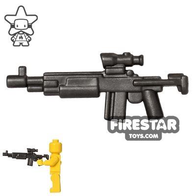 BrickWarriors - Enhanced Warrior Rifle - Steel