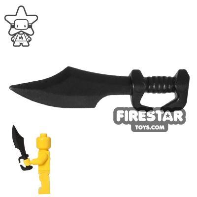 BrickWarriors - Spartan Sword - Black