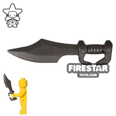 BrickWarriors - Spartan Sword - Steel