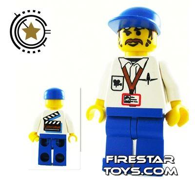 LEGO Studio Mini Figure - Cameraman