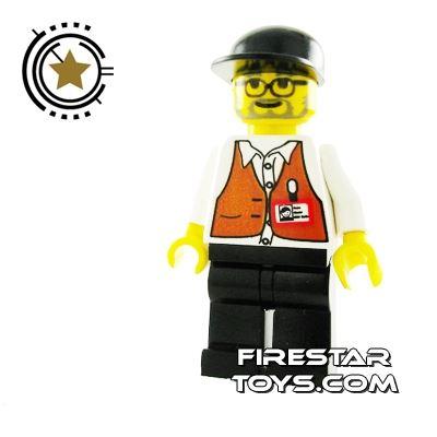 LEGO Studio Mini Figure - Director Spielberg