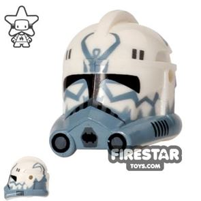 Clone Army Customs P2 Helmet Comet Sand Blue Print