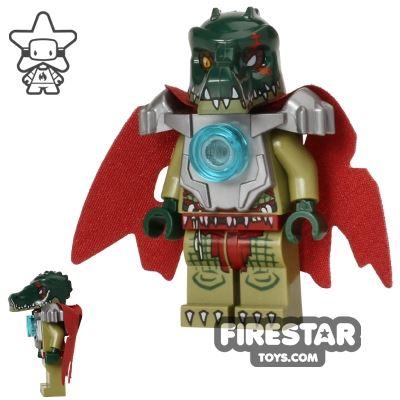 LEGO Legends of Chima Mini Figure - Cragger - Heavy Armour