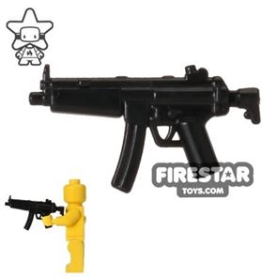 SI-DAN - MP5A5 Navy - Black