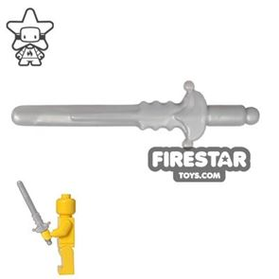 BrickForge - Military Sword - Truesilver