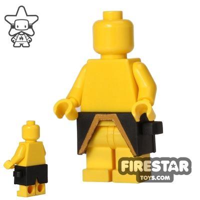 BrickForge - Waist Armour - Nero Leone