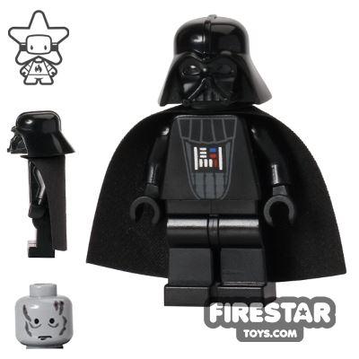 LEGO Star Wars Mini Figure - Darth Vader - Imperial Inspection