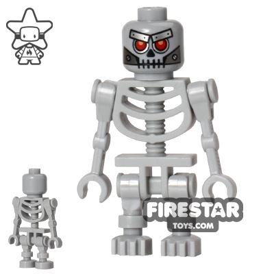 The LEGO Movie Mini Figure - Robo Skeleton