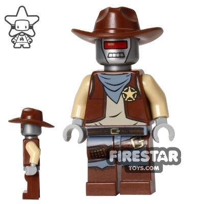 The LEGO Movie Mini Figure - Deputron