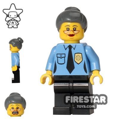The LEGO Movie Mini Figure - Ma Cop