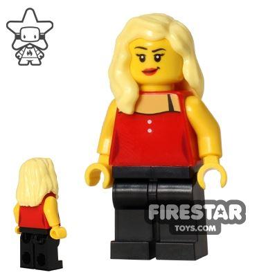 The LEGO Movie Mini Figure - Sharon Shoehorn