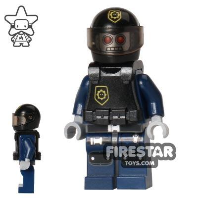 The LEGO Movie Mini Figure - Robo SWAT
