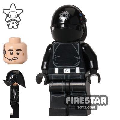 LEGO Star Wars Mini Figure - Imperial Gunner - Open Mouth