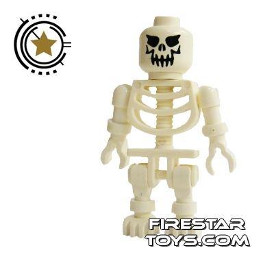 LEGO Mini Figure - Evil Skeleton