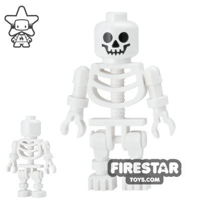 LEGO Mini Figure - Spooky Skeleton