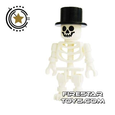 LEGO Halloween Mini Figure - Mr Death