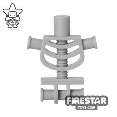 LEGO Minifigure Torso Skeleton