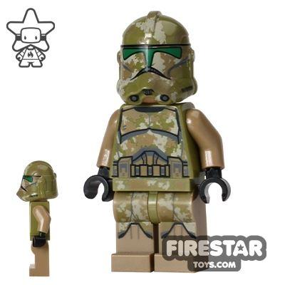 LEGO Star Wars Mini Figure - 41st Kashyyyk Clone Trooper