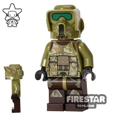 LEGO Star Wars Minifigure 41st Elite Corps Trooper