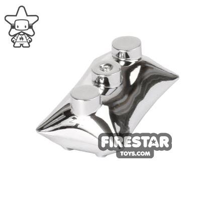 BrickTW - Sandbag - Chrome Silver