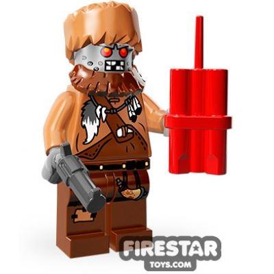 LEGO Minifigures - Wiley Fusebot