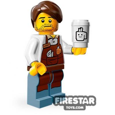 LEGO Minifigures - Larry the Barista