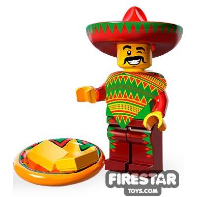 LEGO Minifigures - Taco Tuesday Man