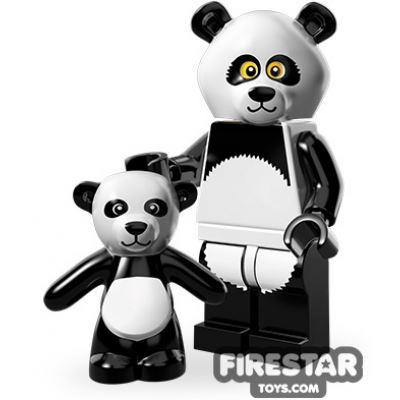 LEGO Minifigures - Panda Guy