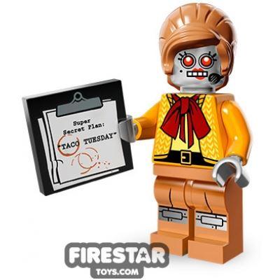 LEGO Minifigures - Velma Staplebot