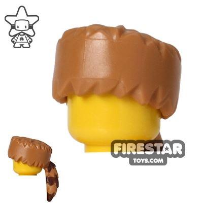 LEGO Coonskin Davy Crockett Hat