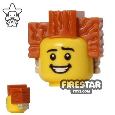 LEGO Hair Boxy Short