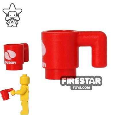LEGO - Cup - Octan Logo