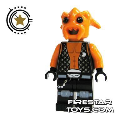 LEGO Space Police Mini Figure - Space Police 3 Alien – Kranxx