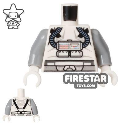 LEGO Mini Figure Torso - Clone Pilot - Rebreather Apparatus