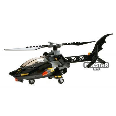 Custom Mini Set - Super Heroes - The Batcopter