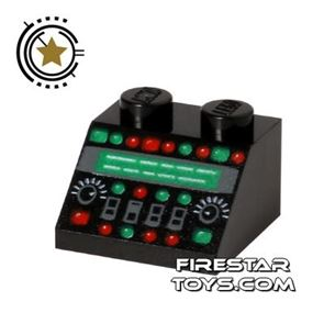 Printed Slope 2x2 Control Panel