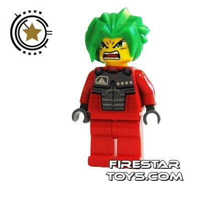 LEGO Exo Force Mini Figure - Takeshi