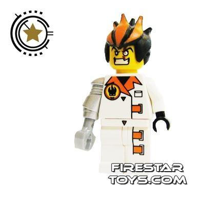 LEGO Agent Mini Figure - Doctor Inferno