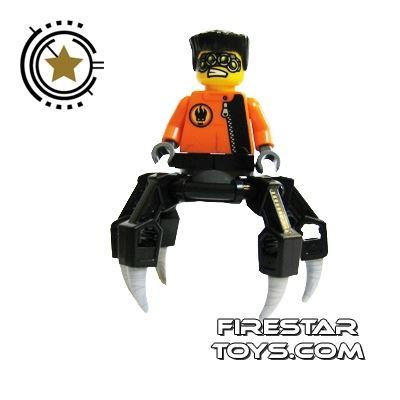LEGO Agent Mini Figure - Spy Clops