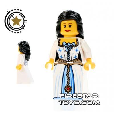 LEGO Pirate Mini Figure - Admirals Daughter