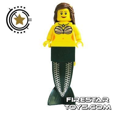 LEGO Pirate Mini Figure – Mermaid