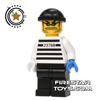 LEGO City Minifigure Brickster