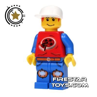 LEGO City Mini Figure - Pepper Roni