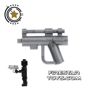 The Little Arms Shop - Robot Blaster - Silver