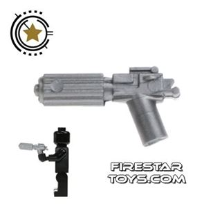 The Little Arms Shop - Star Corps Blaster - Silver
